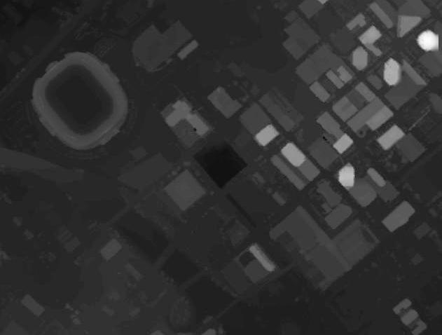 ESRI ArcGIS ImageServices